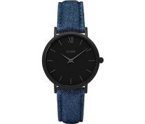 Unisex Erwachsene-Armbanduhr CL30031