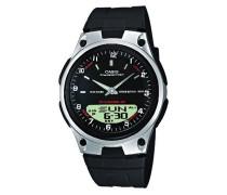 Casio Collection Herren-Armbanduhr Analog / Digital Quarz AW-80-1AVES