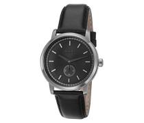 ! Herren-Armbanduhr Konstantin Analog Quarz Leder JP101601002