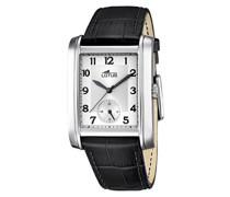 Herren -Armbanduhr  Analog  Quarz Leder 18352/1