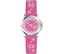 Unisex-Armbanduhr 647570 Analog Quarz Rosa 647570