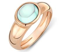 Miore Damen-Ring 9 Karat (375) Rosegold Peridot 1.5 ct Größe 58 MNA9005R58