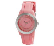 Damen-Armbanduhr XS Analog Quarz Kautschuk 701416301