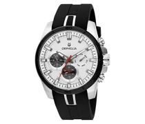 Herren-Armbanduhr Bernina Analog Quarz Silikon 86600