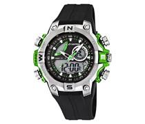 Calypso watches Jungen-Armbanduhr Analog - Digital Kautschuk K5586/3