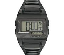 Herren-Armbanduhr 680108 Digital Quarz Schwarz 680108
