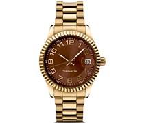 Tamaris Damen-Armbanduhr Analog Quarz B07101380