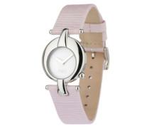 D&G Dolce&Gabbana Damen-Armbanduhr Analog Quarz Leder DW0457