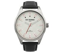 Ben Sherman Herren-Armbanduhr Analog Quarz WB007S