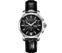 Certina Damen-Armbanduhr Chronograph Quarz Leder C004.217.16.056.00