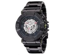 Herren-Armbanduhr Machineer Analog Automatik Edelstahl DT-ML102-B