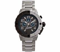 Herren-Armbanduhr Analog Quarz Edelstahl 8500206
