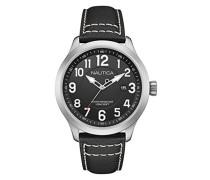 Leder NAI10004G Armbanduhr Herren