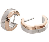 Damen-Creolen Titanium Titan - 0560-06