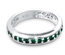 Damen-Ring Klassik 925 Silber