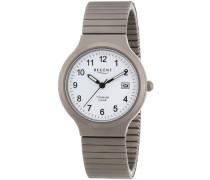 Regent Herren-Armbanduhr XL Analog Titan 11090183