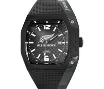 Herren-Armbanduhr Analog Quarz Schwarz 680150