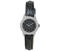 Damen-Armbanduhr XS Analog Quarz Leder 701446106