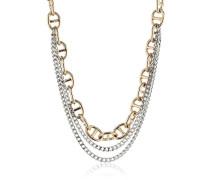 Dyrberg/Kern Damen Halskette Vergoldetes Metall 336241