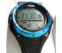 Herren-Armbanduhr Digital Quarz Kautschuk FA1020-04