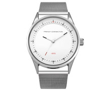 French Connection Herren-Armbanduhr Analog Quarz SFC110SM