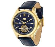 Herren-Armbanduhr Analog Automatik Kunstleder OR55670599