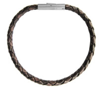 Damen Armband Titan Leder 21.0 cm 0376-0221