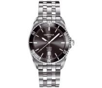Certina Herren-Armbanduhr XL Analog Quarz Titan C014.410.44.081.00