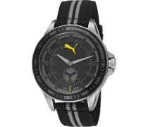 Puma Herren-Armbanduhr Man Cyclone Analog Quarz PU103631004