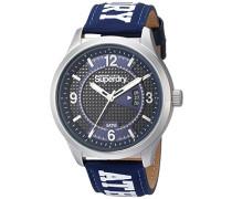 Unisex Erwachsene-Armbanduhr SYGSYG171UW