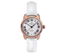Damen-Armbanduhr XS Analog Automatik Leder C025.207.36.038.00