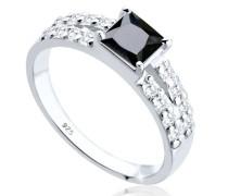 Damen-Ring Klassik Größe 52mm 925 Sterling Silber 52 (16.6) 0602760912_52