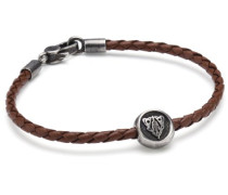 Damen-Armband Crest Sterlingsilber