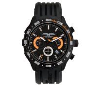 Herren-Armbanduhr Chronograph Quarz JG1600-13
