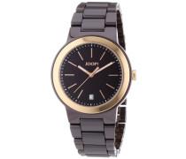 Damen-Armbanduhr Analog Quarz Keramik JP100882F05