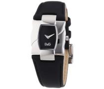 Damen-Armbanduhr Analog Quarz Leder DW0614
