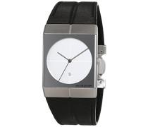 Unisex-Armbanduhr  ICON Analog Quarz Leder  232