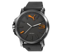 PUMA unisex-Armbanduhr Ultrasize 50 Analog Quarz Kunststoff PU103461015
