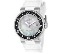 Damen-Armbanduhr Analog Quarz Silikon-22672