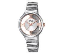 Lotus Damen-Armbanduhr Analog Quarz Edelstahl 18331/1