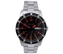 Herren-Armbanduhr Analog Quarz Edelstahl 92-0060-503