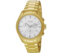 Herren-Armbanduhr XL Aspire Swiss Made Chronograph Quarz Edelstahl JP101042S08