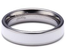 Damen-Ring Titan weiß