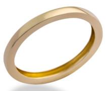 Damen-Trauring 9 karat (375) Gelbgold