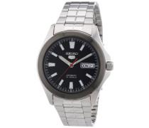 Seiko Herren-Armbanduhr XL Automatik Analog  Edelstahl SNKL11K1