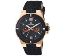 Damen-Armbanduhr Analog Quarz Textil BM220-922