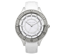 Damen-Armbanduhr Analog Quarz Leder KM102WX