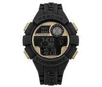 Unisex Erwachsene-Armbanduhr SYG193BG