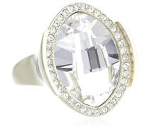 Damen-Ring Vergoldetes Metall Kristall Swarovski 336376