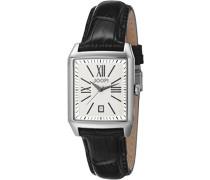 ! Herren-Armbanduhr Motion Gents Analog Quarz Leder JP101101F04